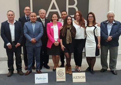 Reunión ISO/TC 176, Madrid 2016