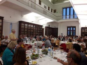 Recepción Oficial Congreso ISA Lisboa,2017