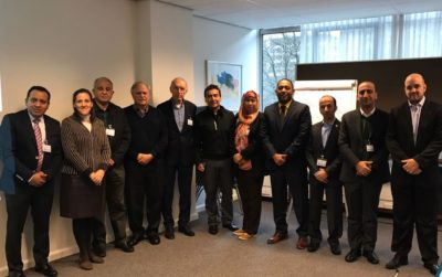 Reunión ISO/TC 176, Roterdam 2016