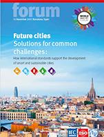 WSC Forum organizado por ISO, ITU, IEC Barcelona, 2017