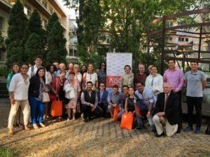 XXXI AISOC Seminario Internacional Madrid 2019