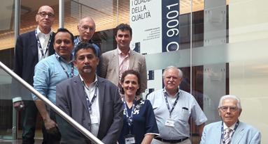 Reunión ISO TC 176, Milán 2018